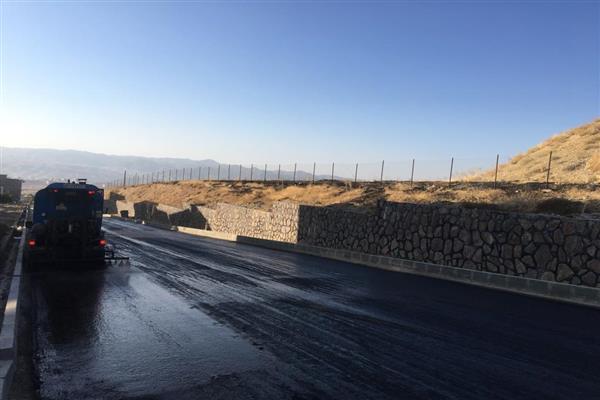 اجرای پروژه جدولگذاری، زیرسازی و آسفالت خیابان انتهای فجرها