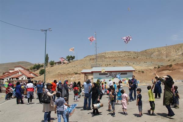 برگزاری جشنواره راه روشن در چشمهاعلاء شهر دماوند+تصاویر