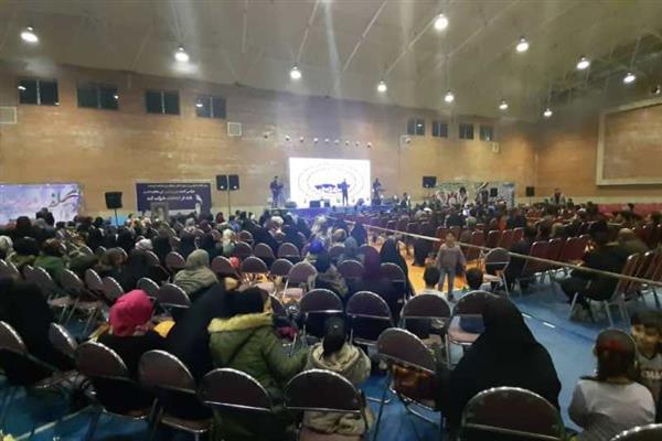 جشن پیروزی انقلاب در دماوند برگزار شد