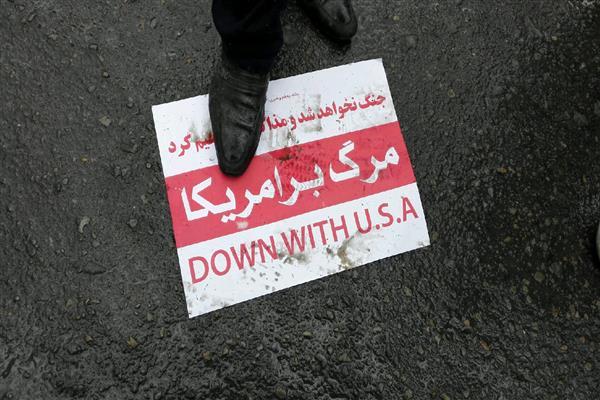 گزارش تصویری راهپیمایی 22 بهمن در دماوند