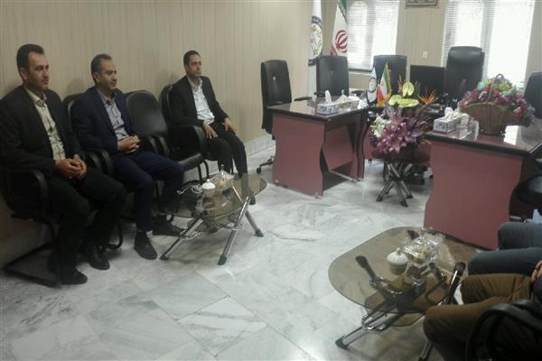 به مناسبت روز شوراها؛ دیدار شهردار و معاونین با اعضای شورای اسلامی شهر دماوند