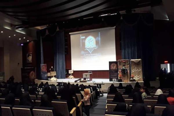 همایش زن و حماسه در دماوند برگزار شد